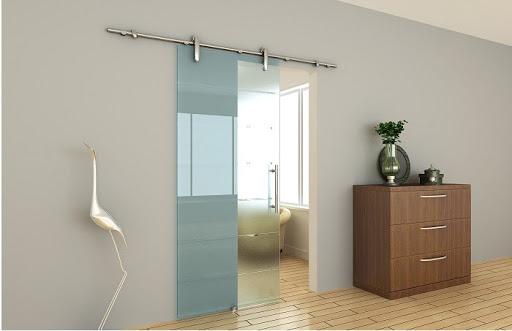 cửa kính lùa ngăn phòng tắm